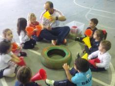 Educação Física na Ed. Infantil