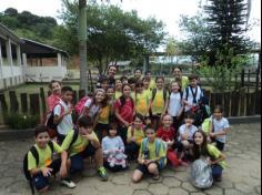 Grupo Amigos Transformando o Mundo no Espaço Verde